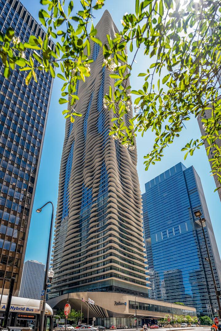 225 N Columbus Drive #5612, Chicago, IL 60601 - #: 10740726