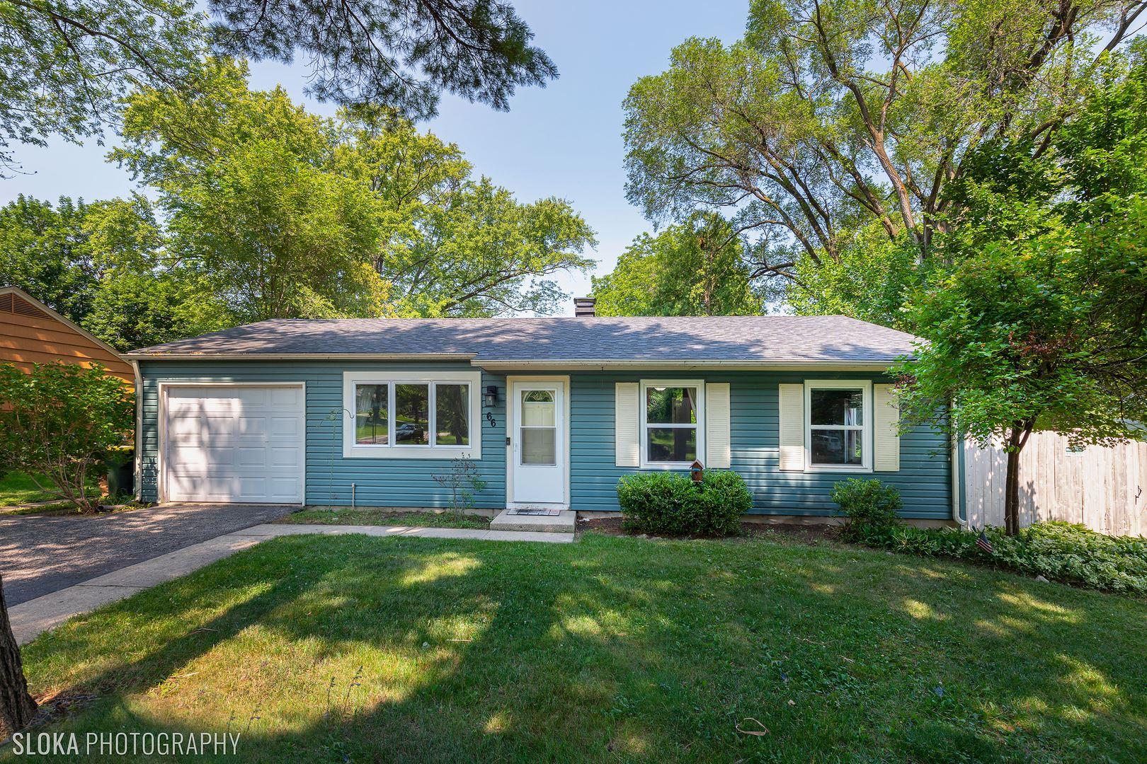 66 S Prairie Street, Cary, IL 60013 - #: 11203726