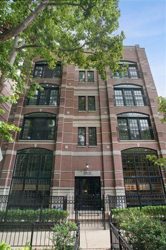 Photo of 837 W Roscoe Street #1W, Chicago, IL 60657 (MLS # 11158727)