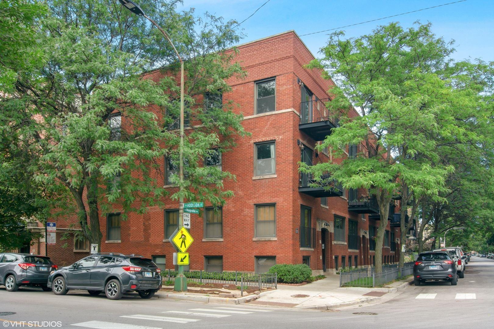 3600 N Magnolia Avenue #3, Chicago, IL 60613 - #: 11218727