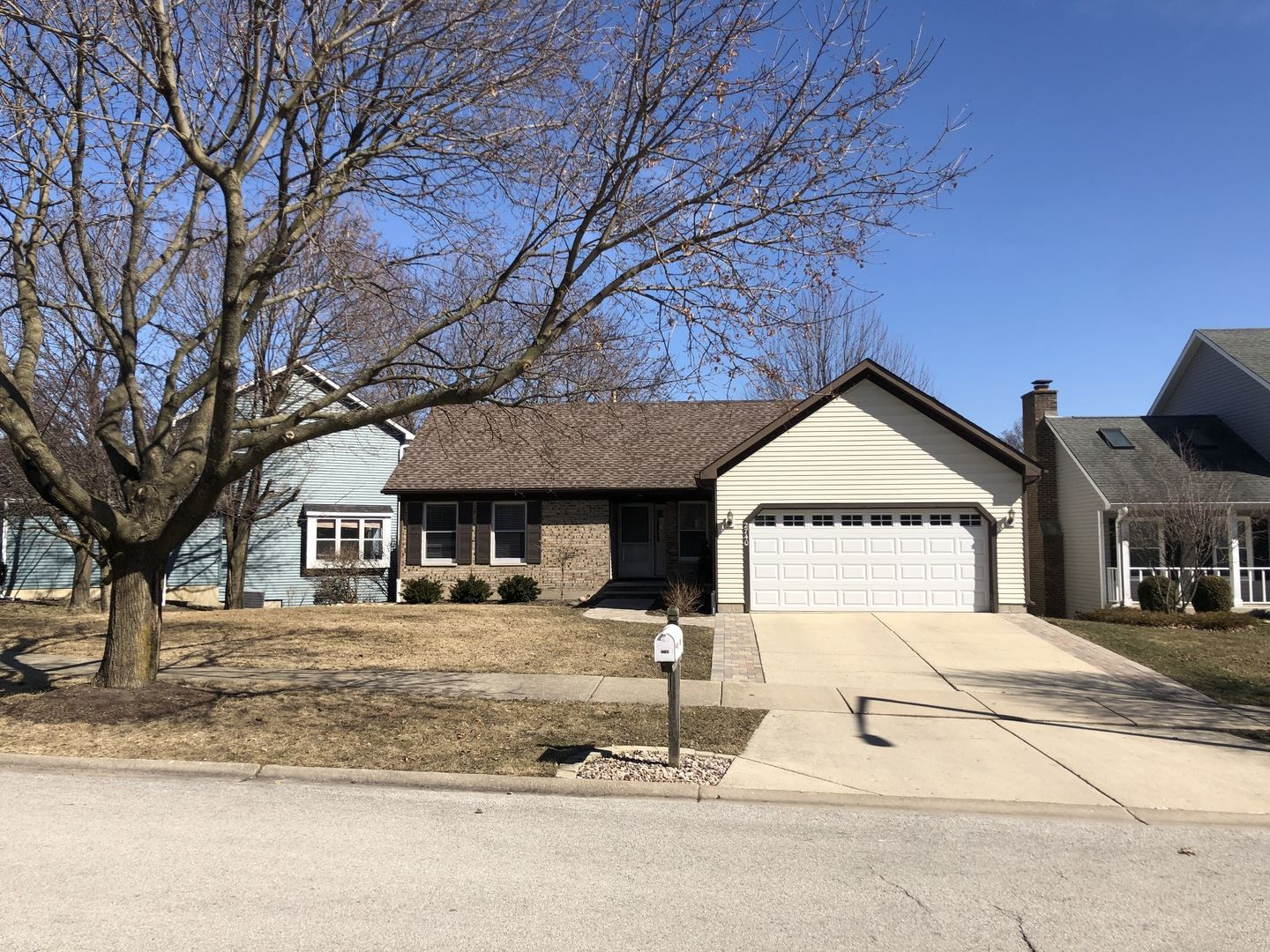 2740 Rolling Meadows Drive, Naperville, IL 60564 - #: 10658728