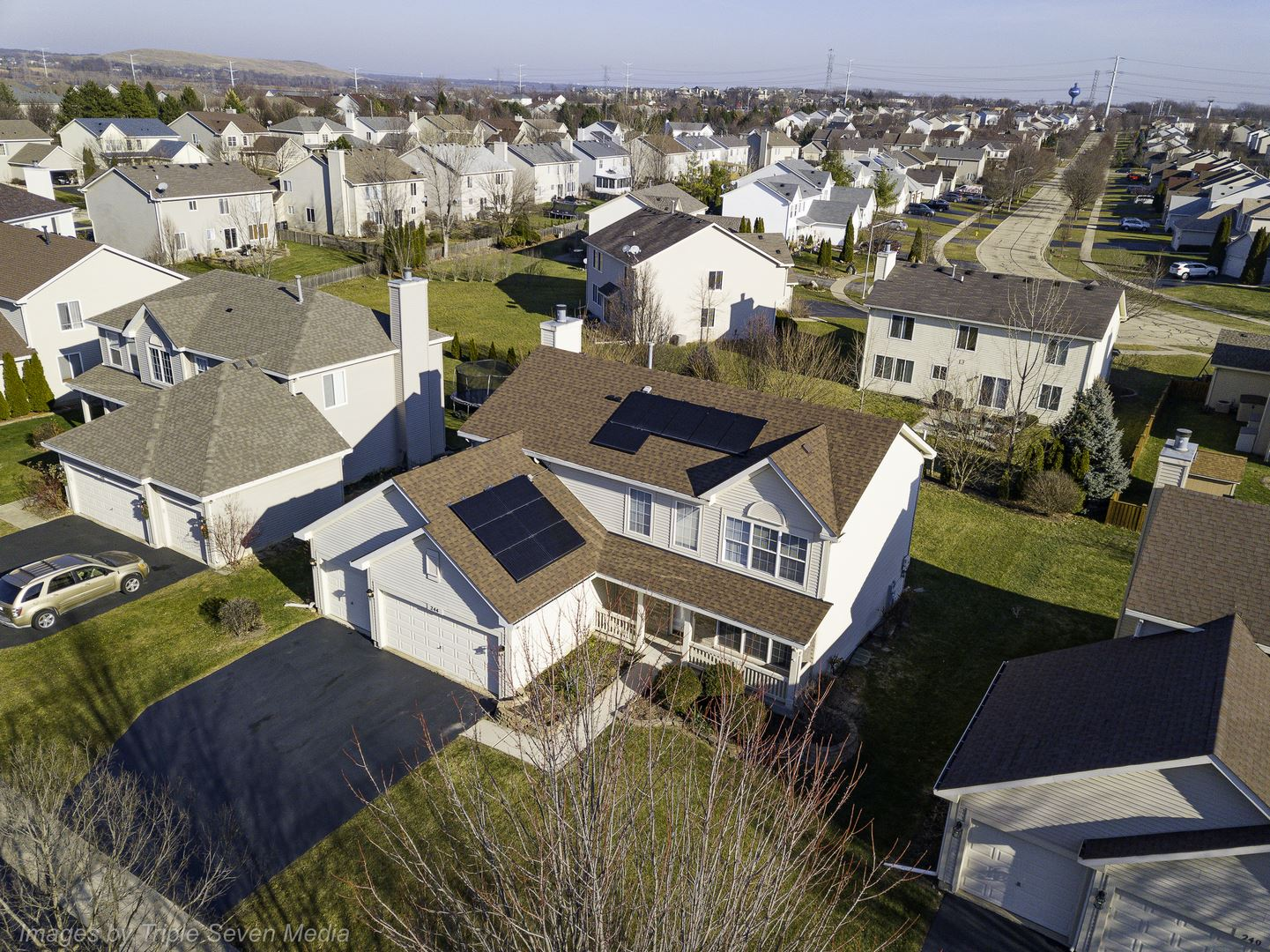 Photo of 244 Berkeley Drive, Bolingbrook, IL 60440 (MLS # 10961728)
