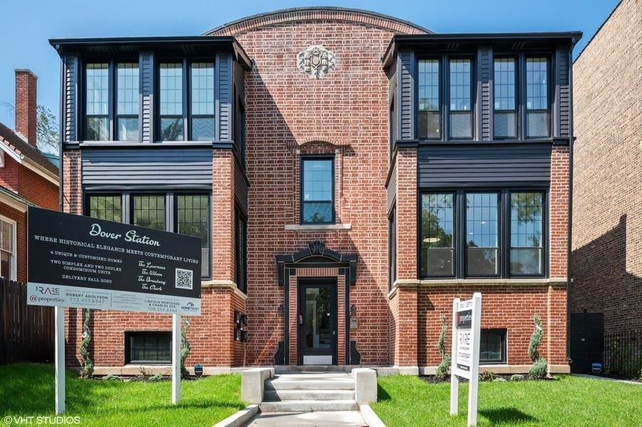4748 N Dover Street #2, Chicago, IL 60640 - #: 11194729