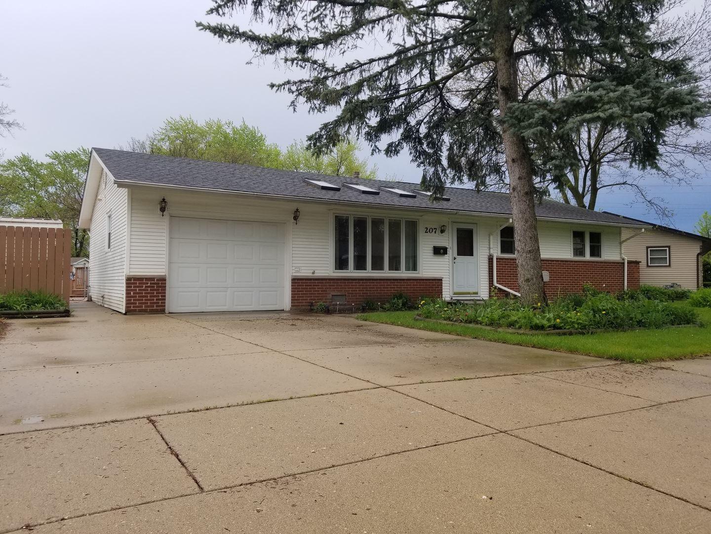 207 Basswood Drive, Elk Grove Village, IL 60007 - #: 10733730