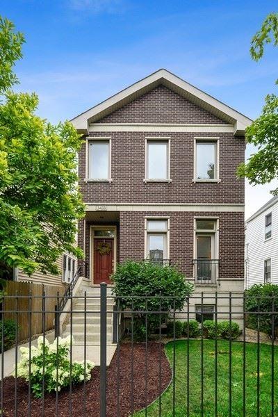 3433 W PALMER Street, Chicago, IL 60647 - #: 10798730