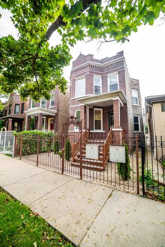 1438 N CENTRAL PARK Avenue #1, Chicago, IL 60651 - #: 10586731