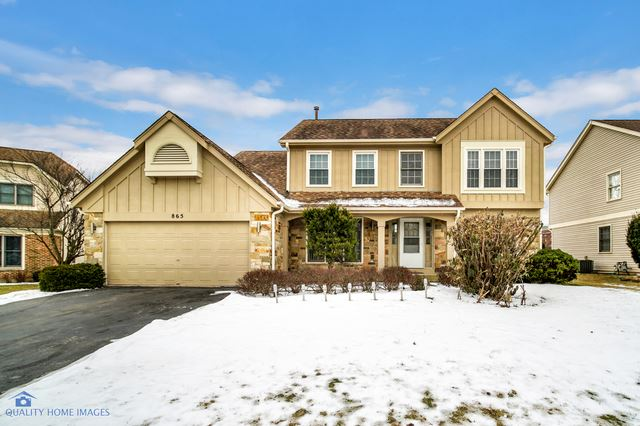 865 Vernon Court S, Buffalo Grove, IL 60089 - #: 10636731