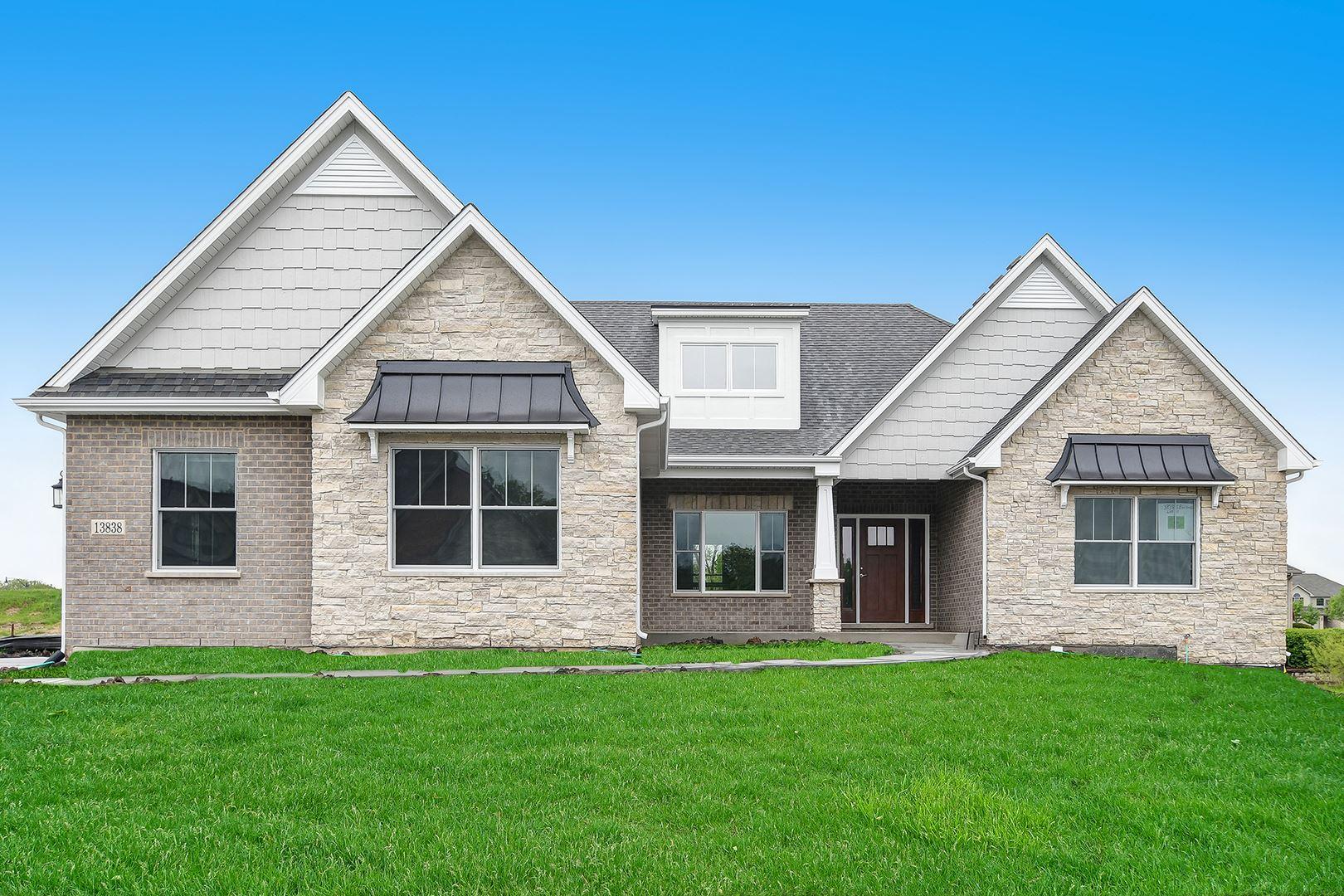 13838 W Stonebridge Woods Crossing Drive, Homer Glen, IL 60491 - #: 10772731