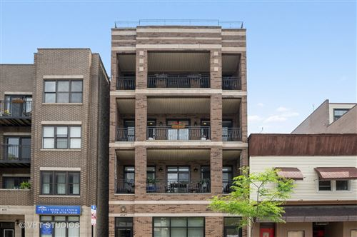Photo of 4147 N Lincoln Avenue #4, Chicago, IL 60618 (MLS # 10779733)