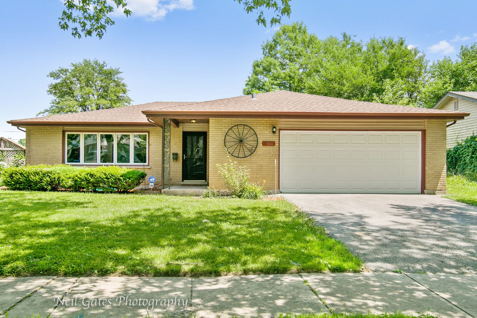 19001 Jonathan Lane, Homewood, IL 60430 - #: 10776733