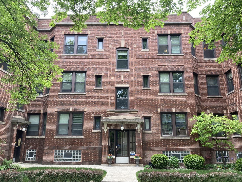 4618 N Sacramento Avenue #3, Chicago, IL 60625 - #: 11093733