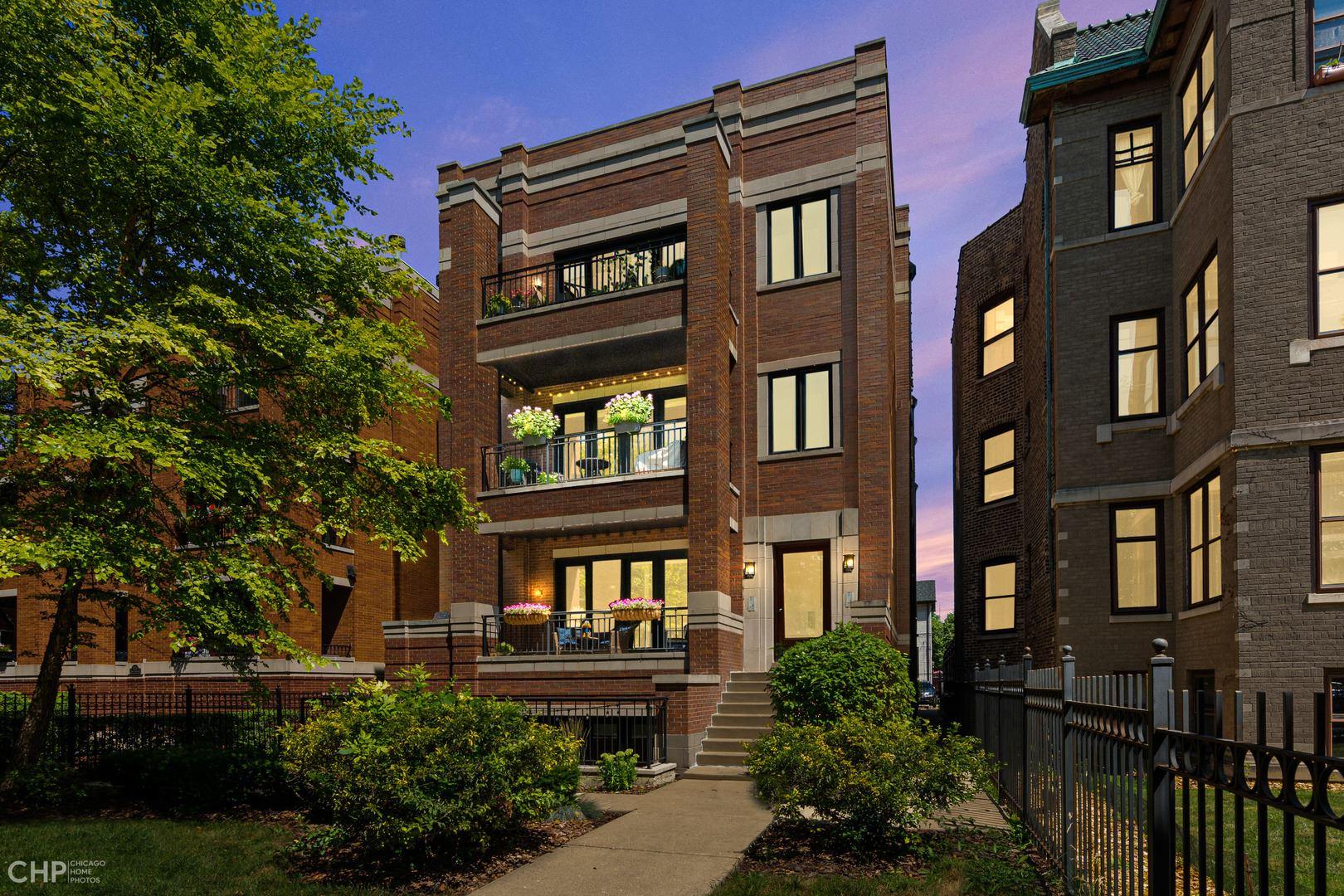 2550 W LOGAN Boulevard #1R, Chicago, IL 60647 - #: 10781734