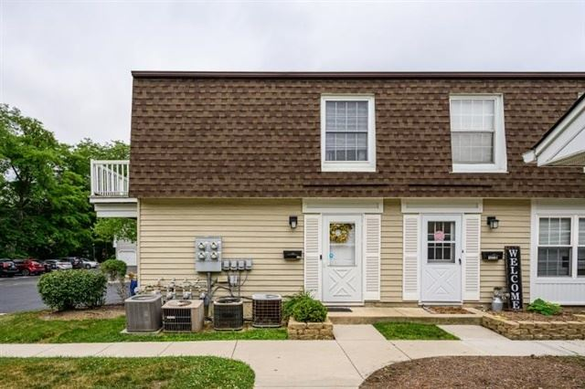 1321 Woodcutter Lane #D, Wheaton, IL 60187 - #: 10816734