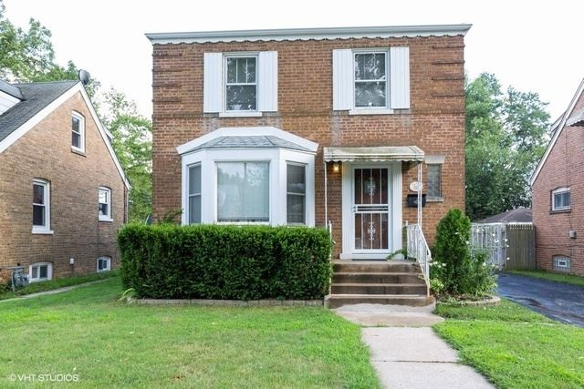 202 Hillcrest Avenue, Chicago Heights, IL 60411 - #: 10634735