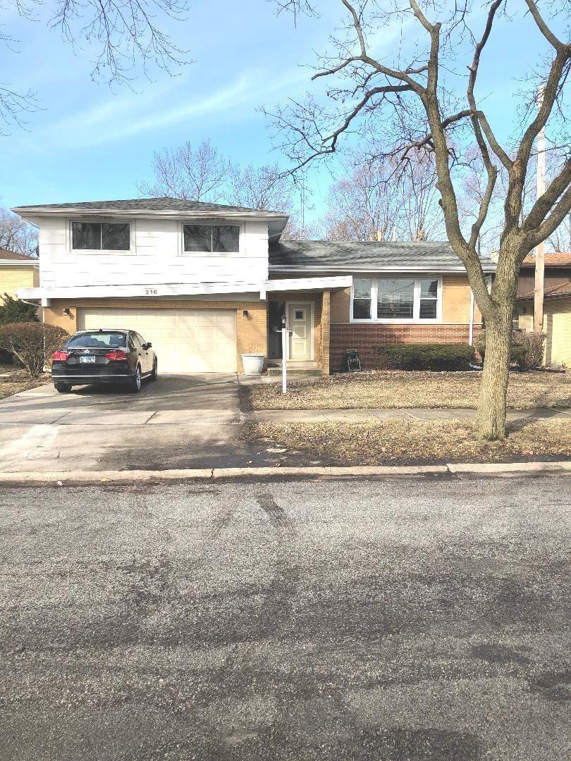 216 Abbott Avenue, Chicago Heights, IL 60411 - #: 10765735