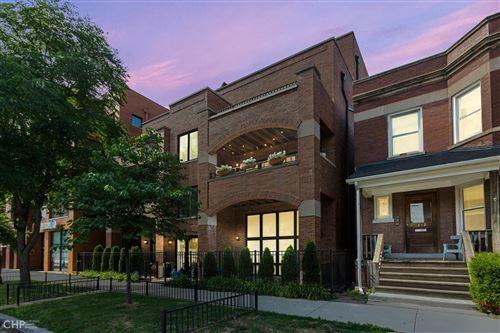 Photo of 1346 W Addison Street #3E, Chicago, IL 60613 (MLS # 10801736)