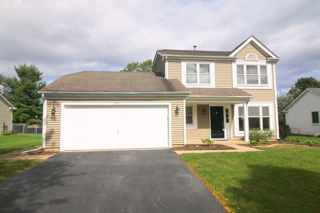 341 Copper Canyon Trail, Cary, IL 60013 - #: 10537736