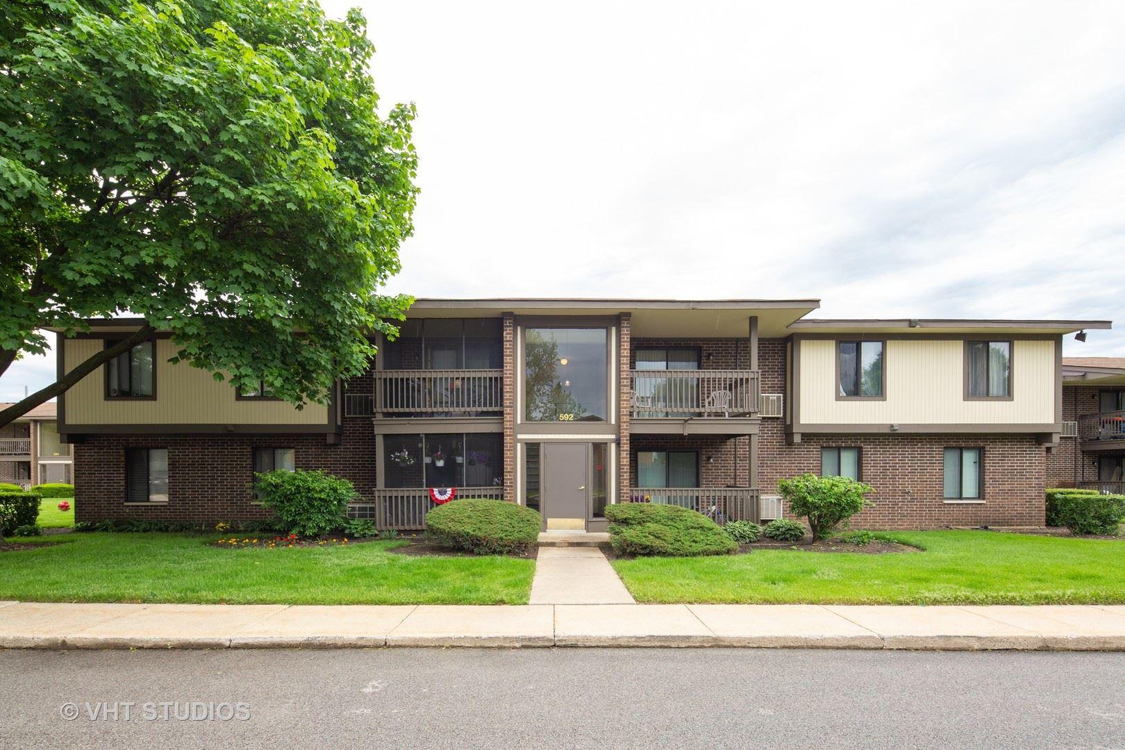 592 Somerset Lane #7, Crystal Lake, IL 60014 - #: 10709737