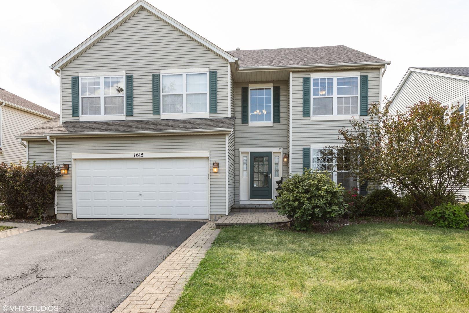 1615 Grand Highlands Drive, Plainfield, IL 60586 - #: 10755737