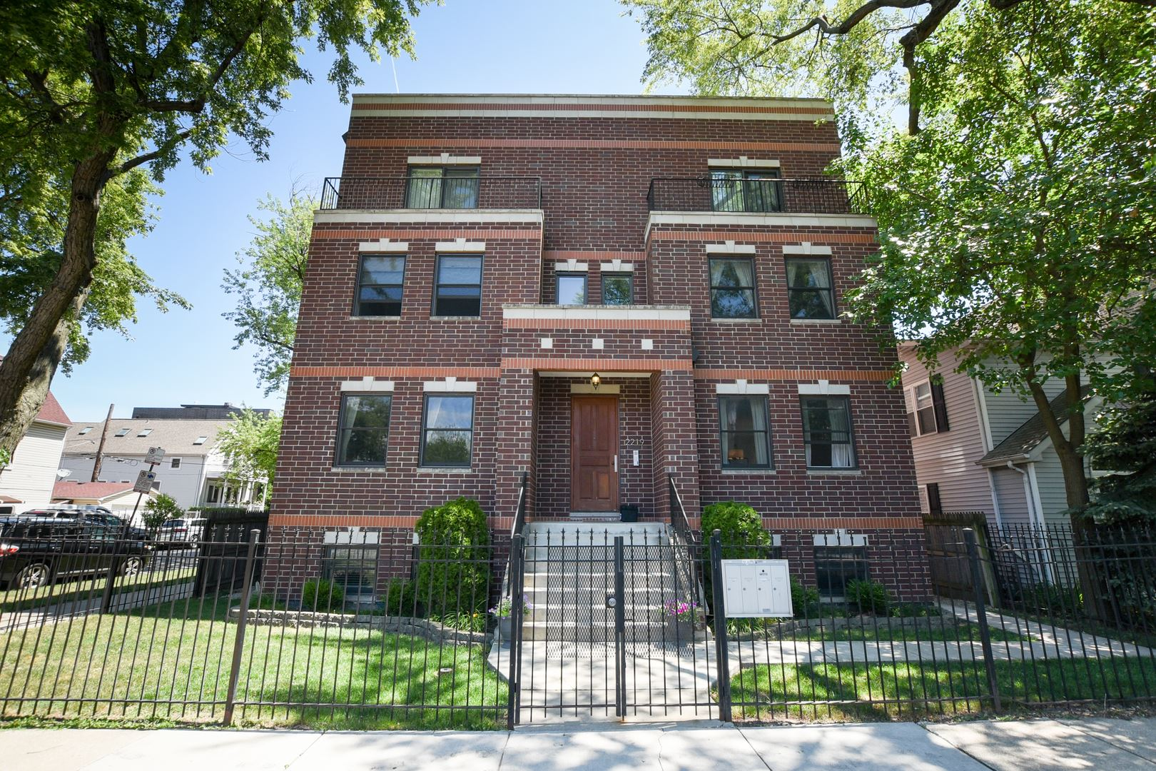 2219 N CAMPBELL Avenue #1N, Chicago, IL 60647 - #: 10782737