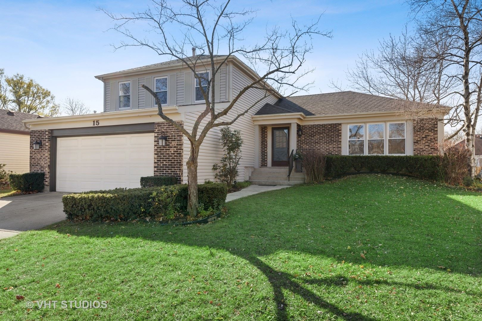 15 Wakefield Lane, Buffalo Grove, IL 60089 - #: 10933737