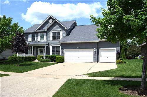 Photo of 873 ACADEMY Lane, West Chicago, IL 60185 (MLS # 10660738)