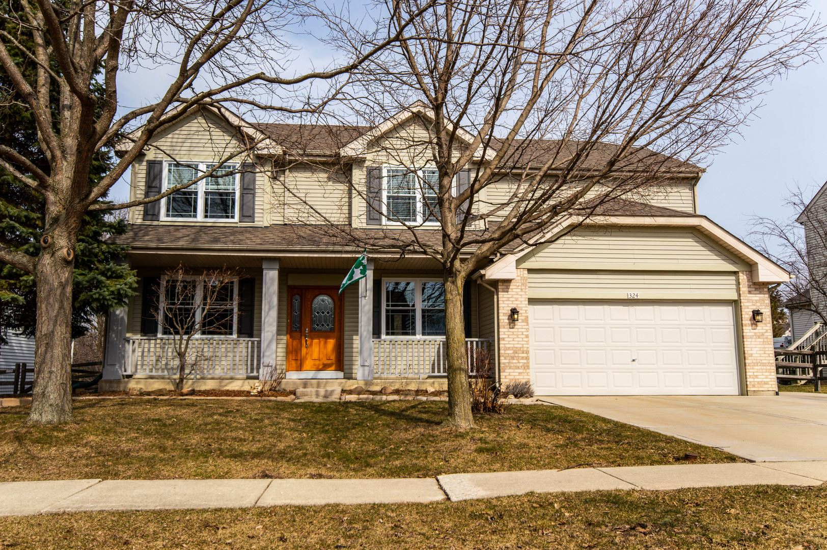 324 Woodhill Lane, Lake Villa, IL 60046 - #: 10652739