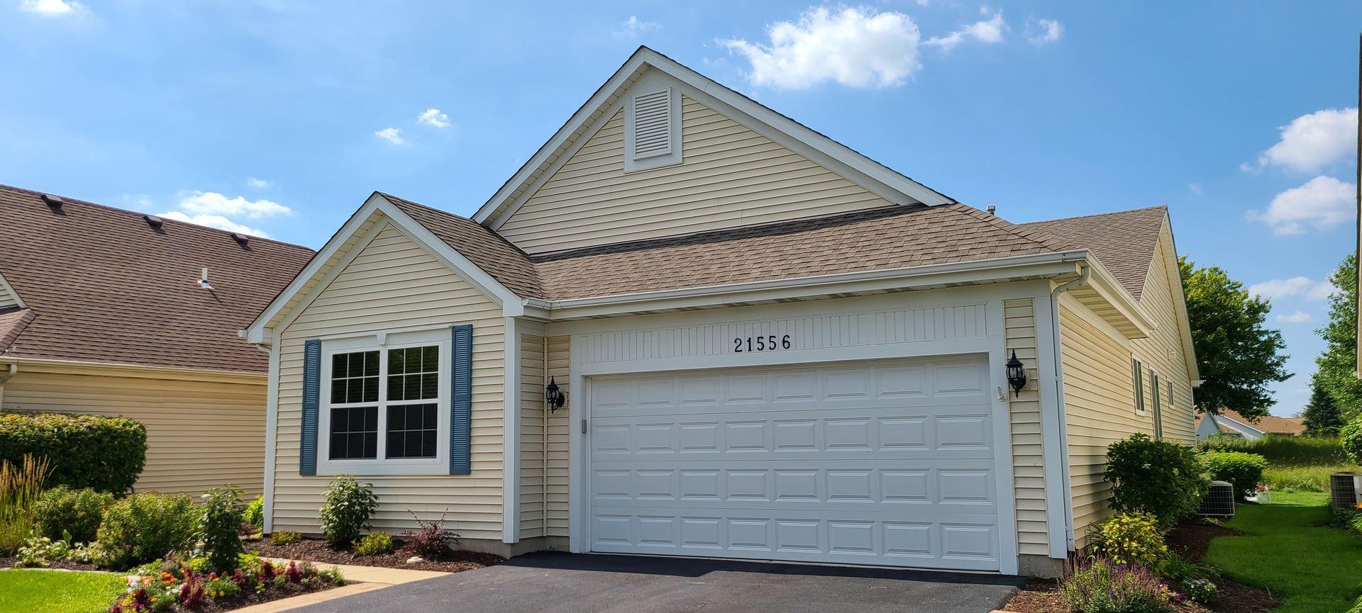 21556 W Larch Drive, Plainfield, IL 60544 - #: 10802739