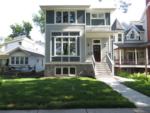 Photo of 7244 W Everell Avenue, Chicago, IL 60631 (MLS # 10726740)