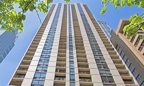 Photo of 200 N Dearborn Street #3408, Chicago, IL 60601 (MLS # 10944742)