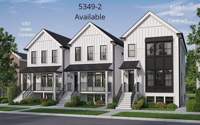 5349, UNIT #2 N Bowmanville Avenue, Chicago, IL 60625 - #: 10728742
