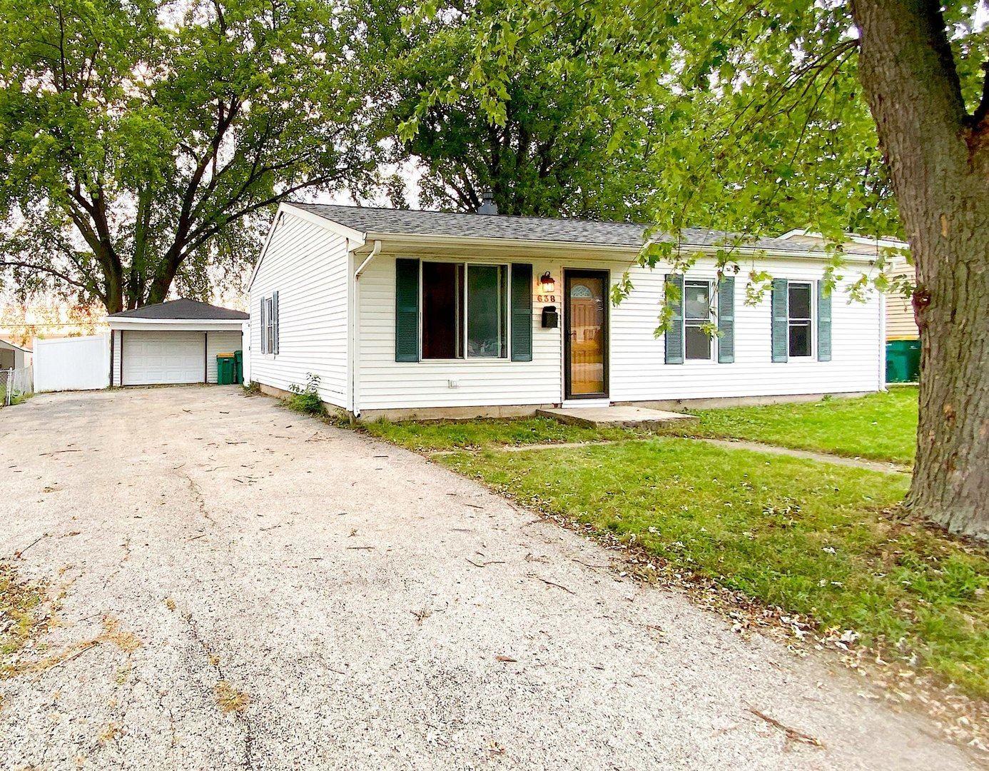 Photo of 638 MONTROSE Drive, Romeoville, IL 60446 (MLS # 10881742)