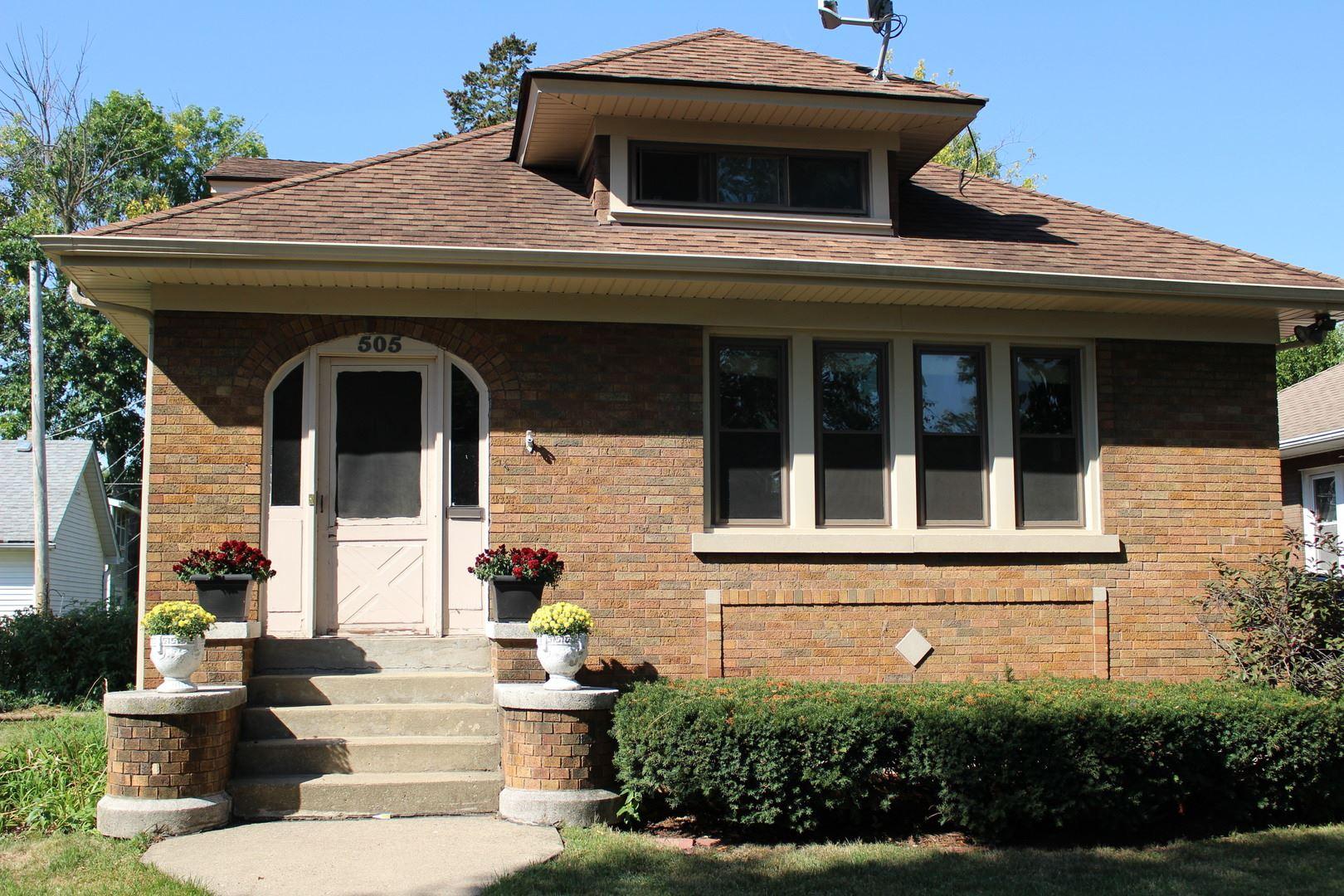 505 Mack Street, Joliet, IL 60435 - #: 11232742
