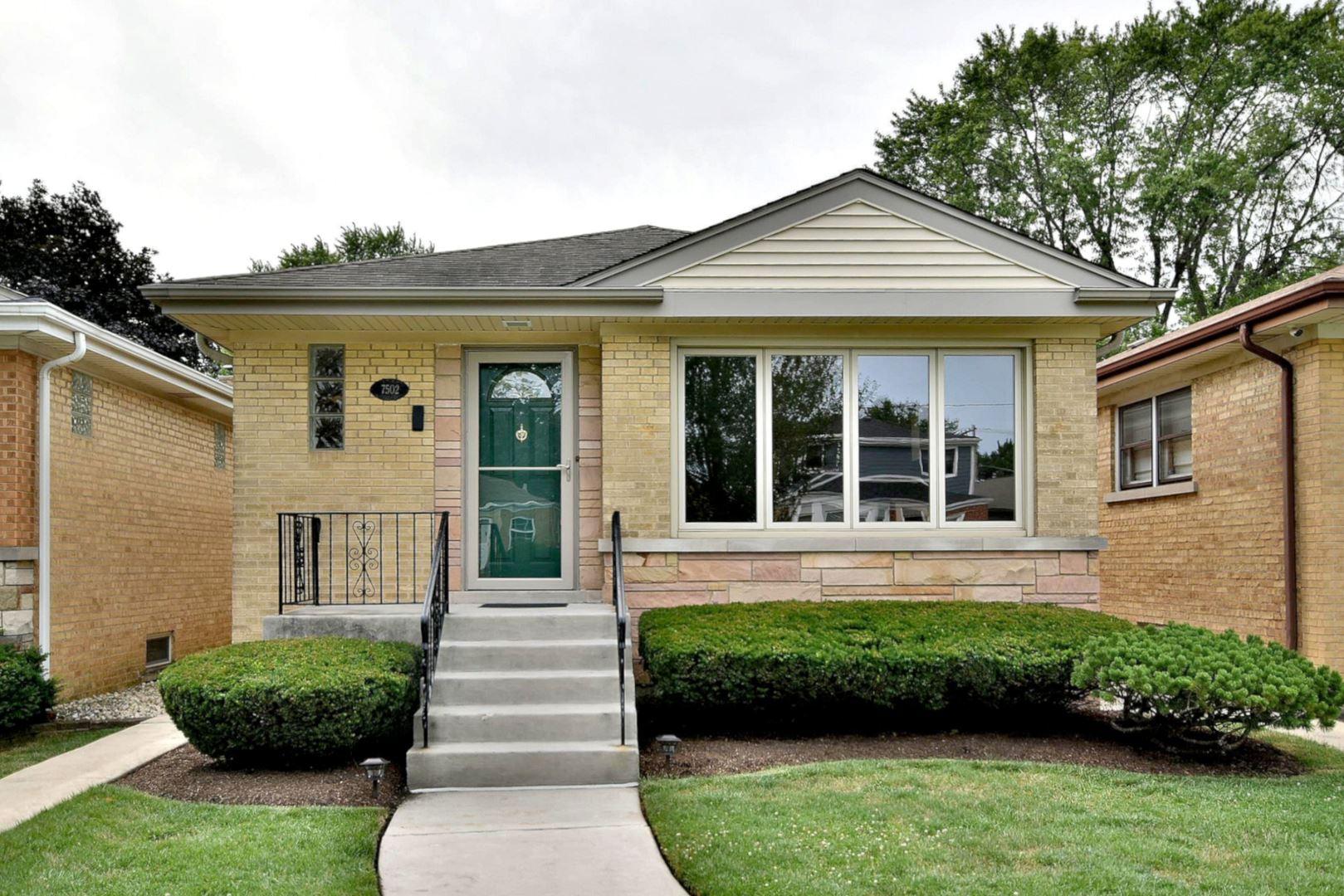 7502 N Overhill Avenue, Chicago, IL 60631 - #: 10801743