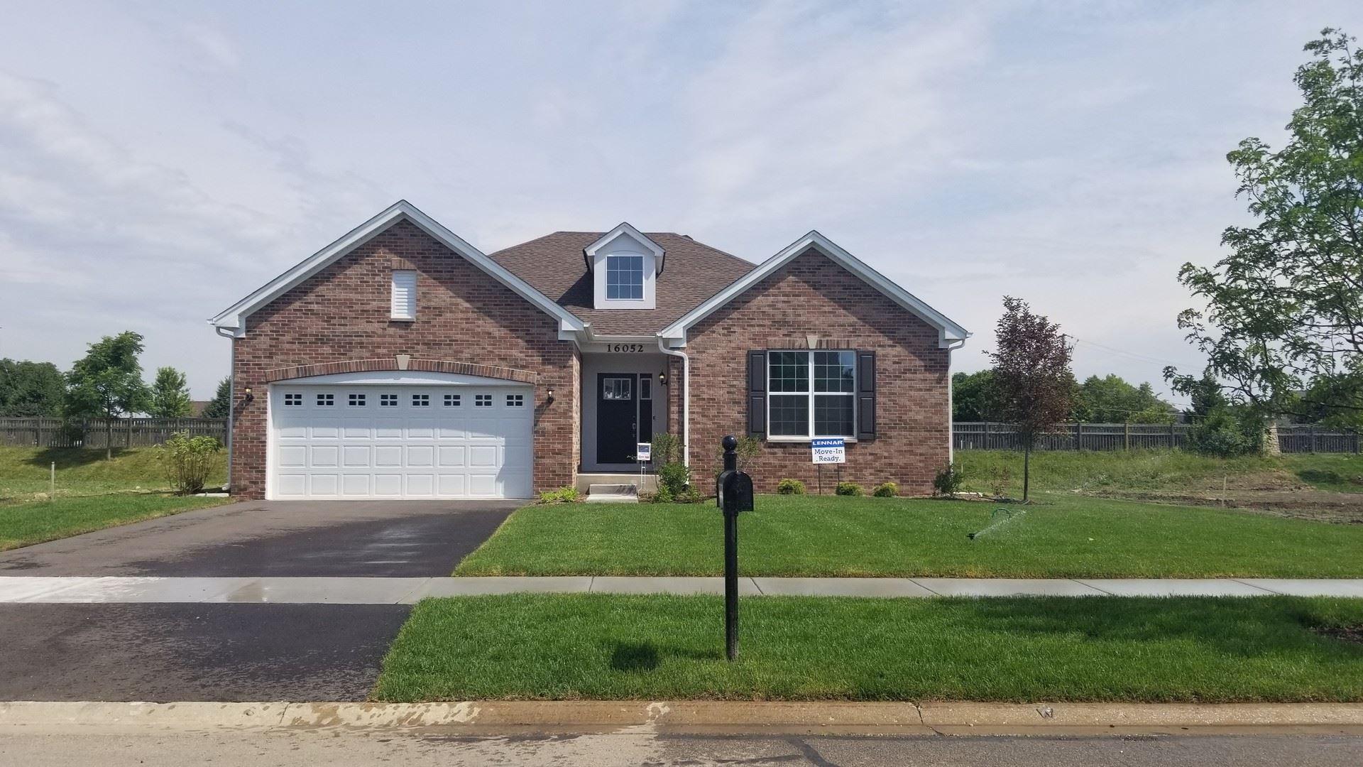 16052 S Selfridge Circle, Plainfield, IL 60586 - #: 10631744
