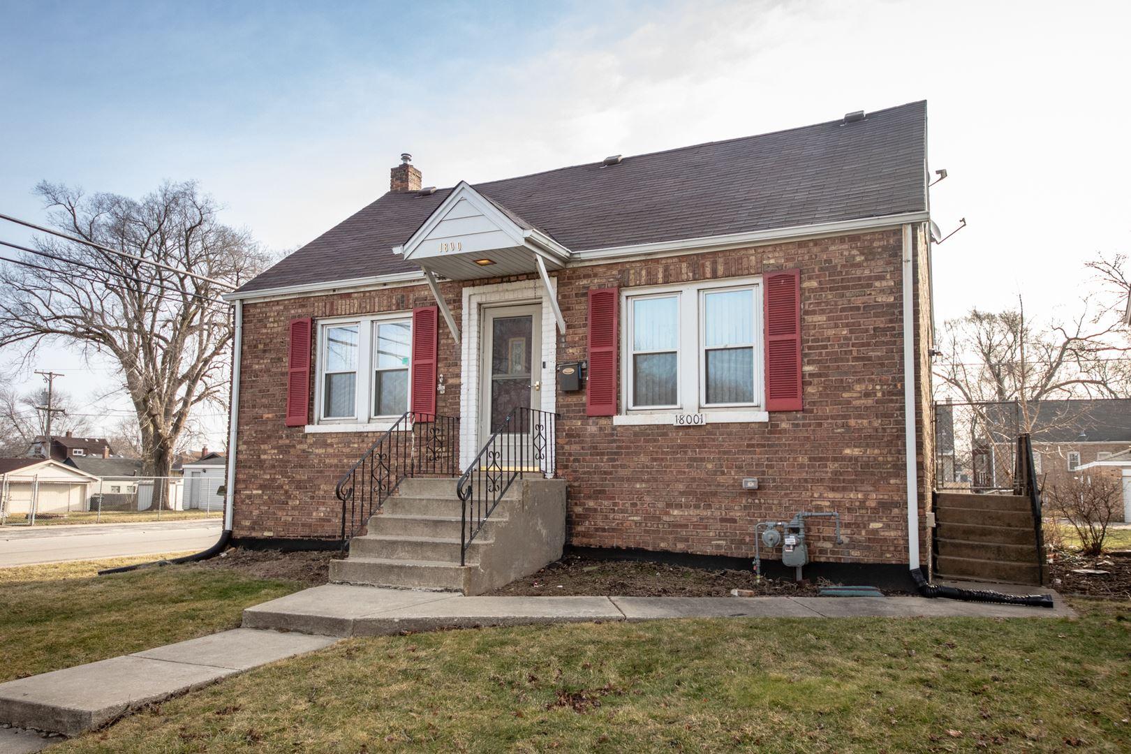18001 Oakwood Avenue, Lansing, IL 60438 - #: 10713745