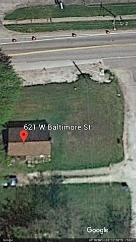 621 W Baltimore Street, Wilmington, IL 60481 - #: 10645746