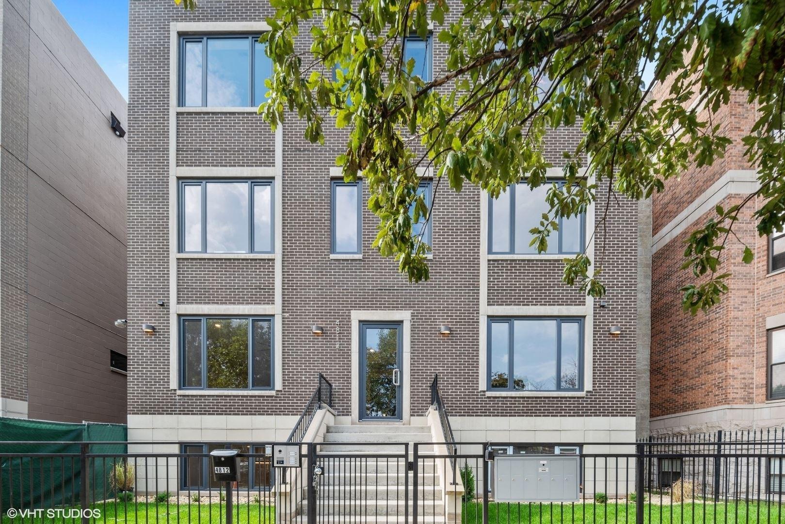 4812 S Saint Lawrence Avenue #201, Chicago, IL 60615 - #: 11068747