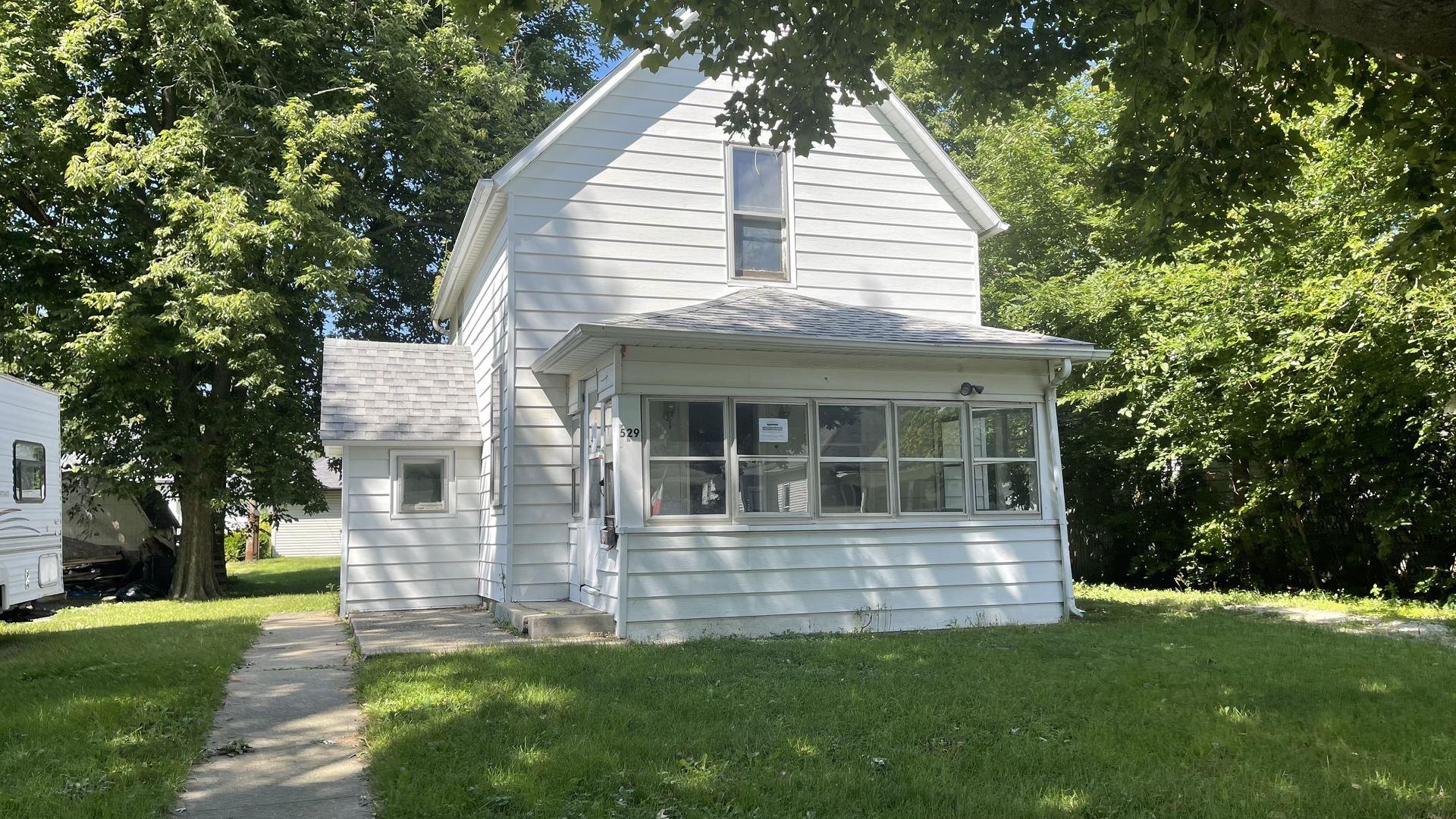 529 E Timber Street, Pontiac, IL 61764 - #: 11235747