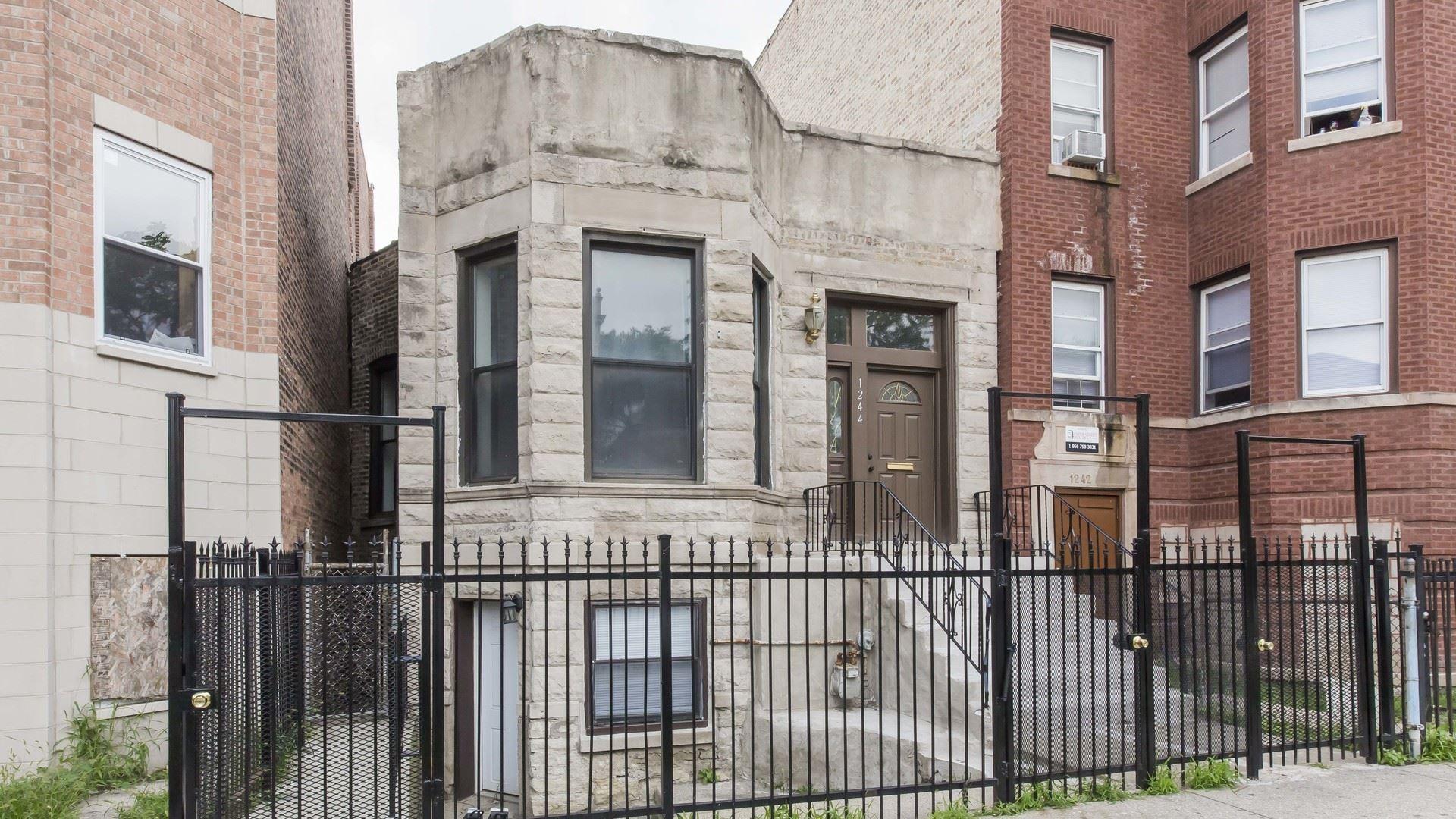 1244 S Lawndale Avenue, Chicago, IL 60623 - #: 10483748
