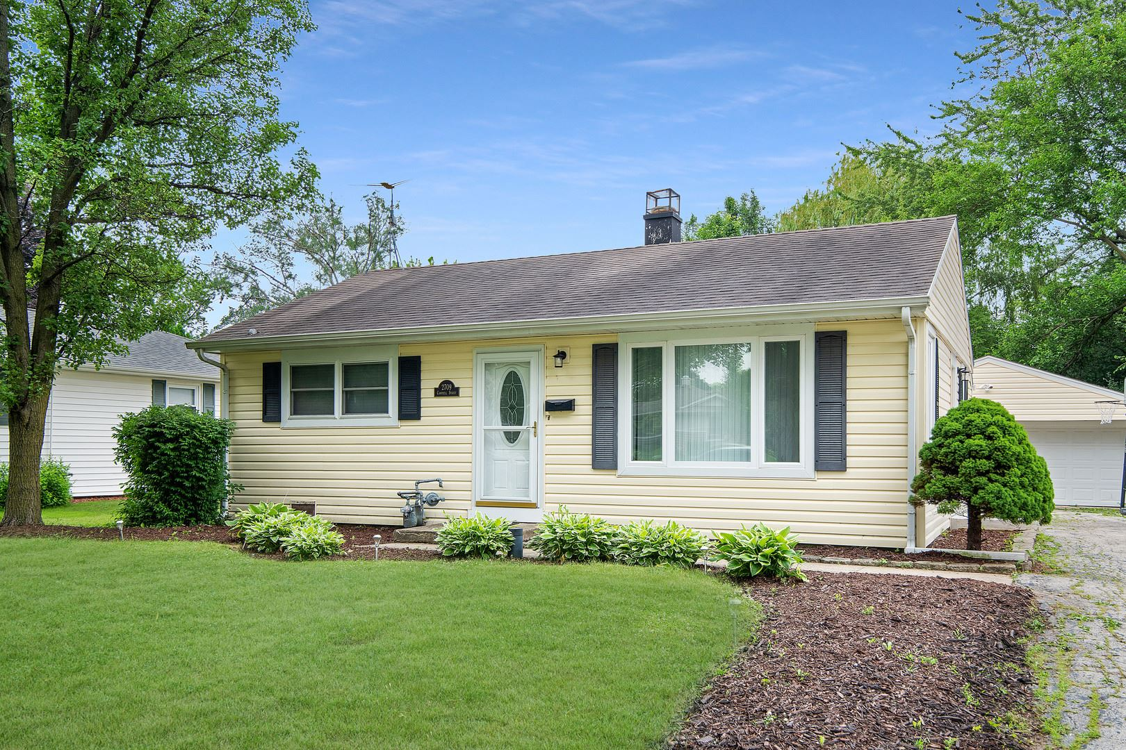 2709 Campbell Street, Rolling Meadows, IL 60008 - #: 10764748