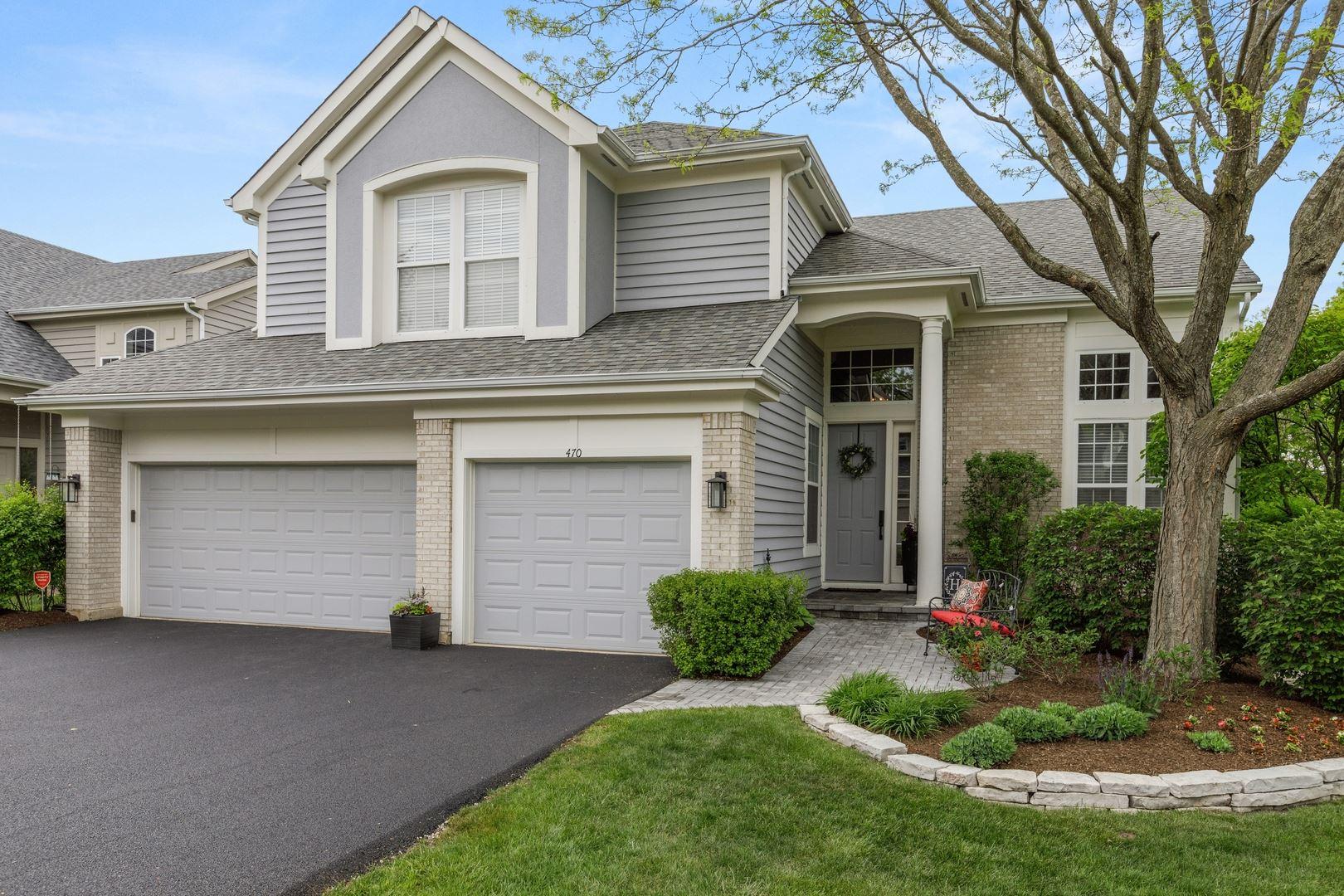 470 Muirfield Lane, Riverwoods, IL 60015 - #: 11094748
