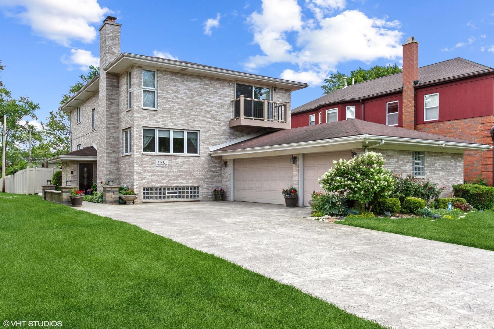 11733 S Longwood Drive, Chicago, IL 60643 - #: 11211748