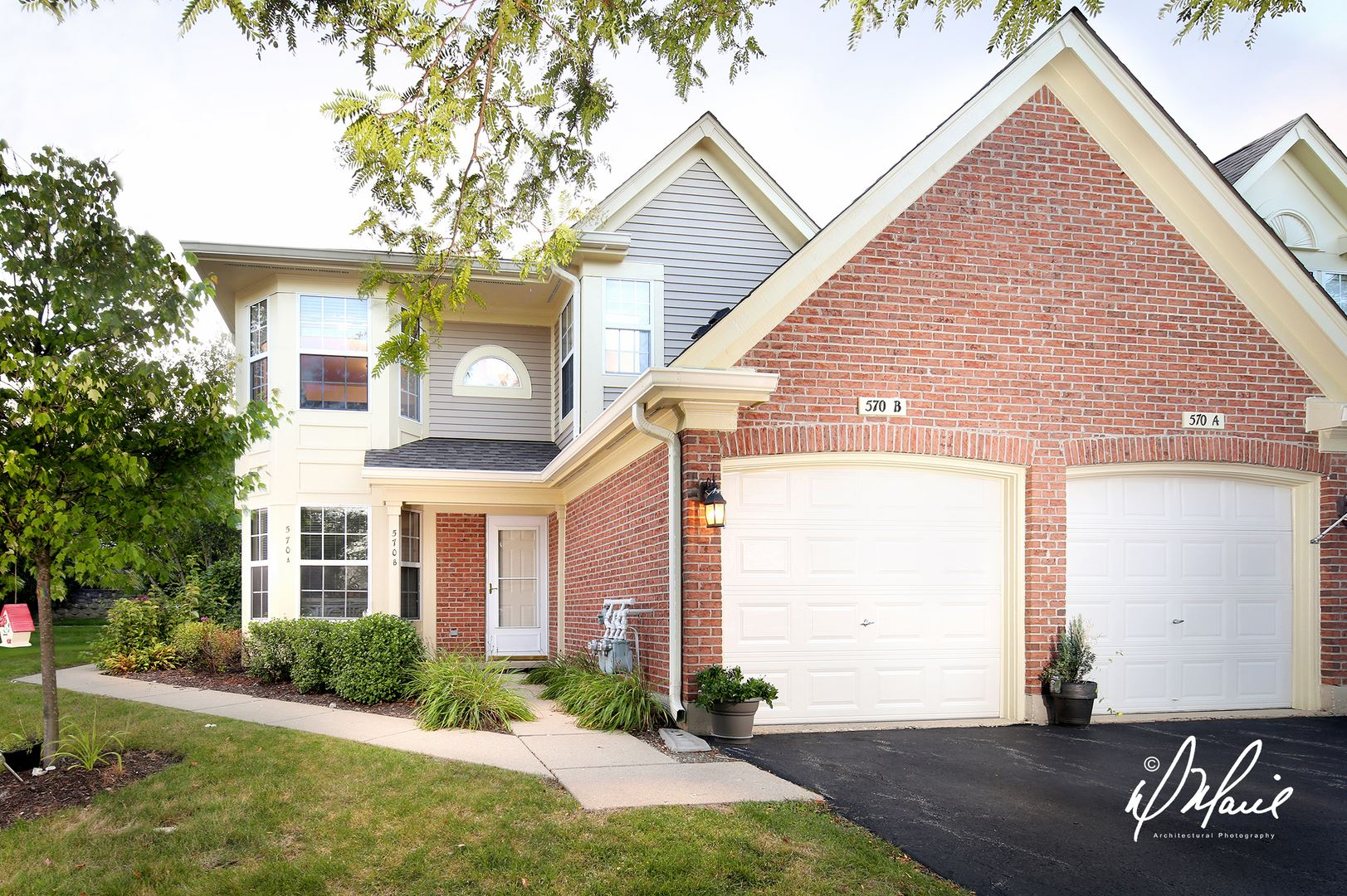 570 Portsmith Court #B, Crystal Lake, IL 60014 - #: 10699750