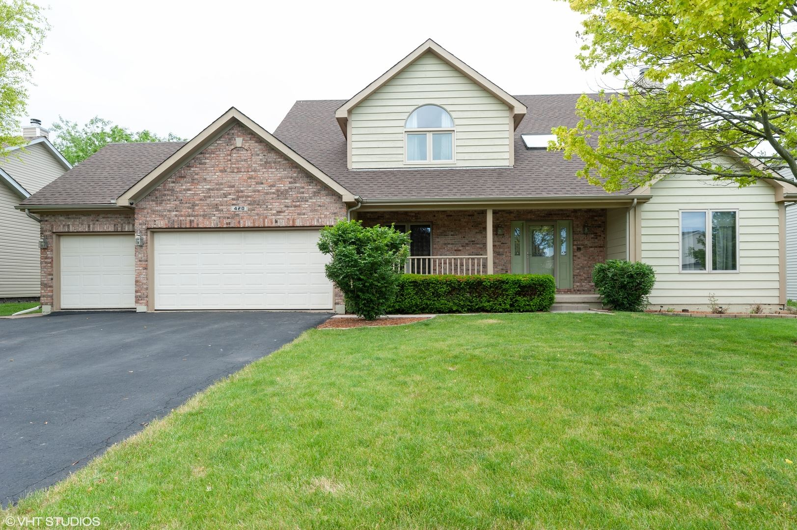 420 KERRY Way, Grayslake, IL 60030 - #: 10741750