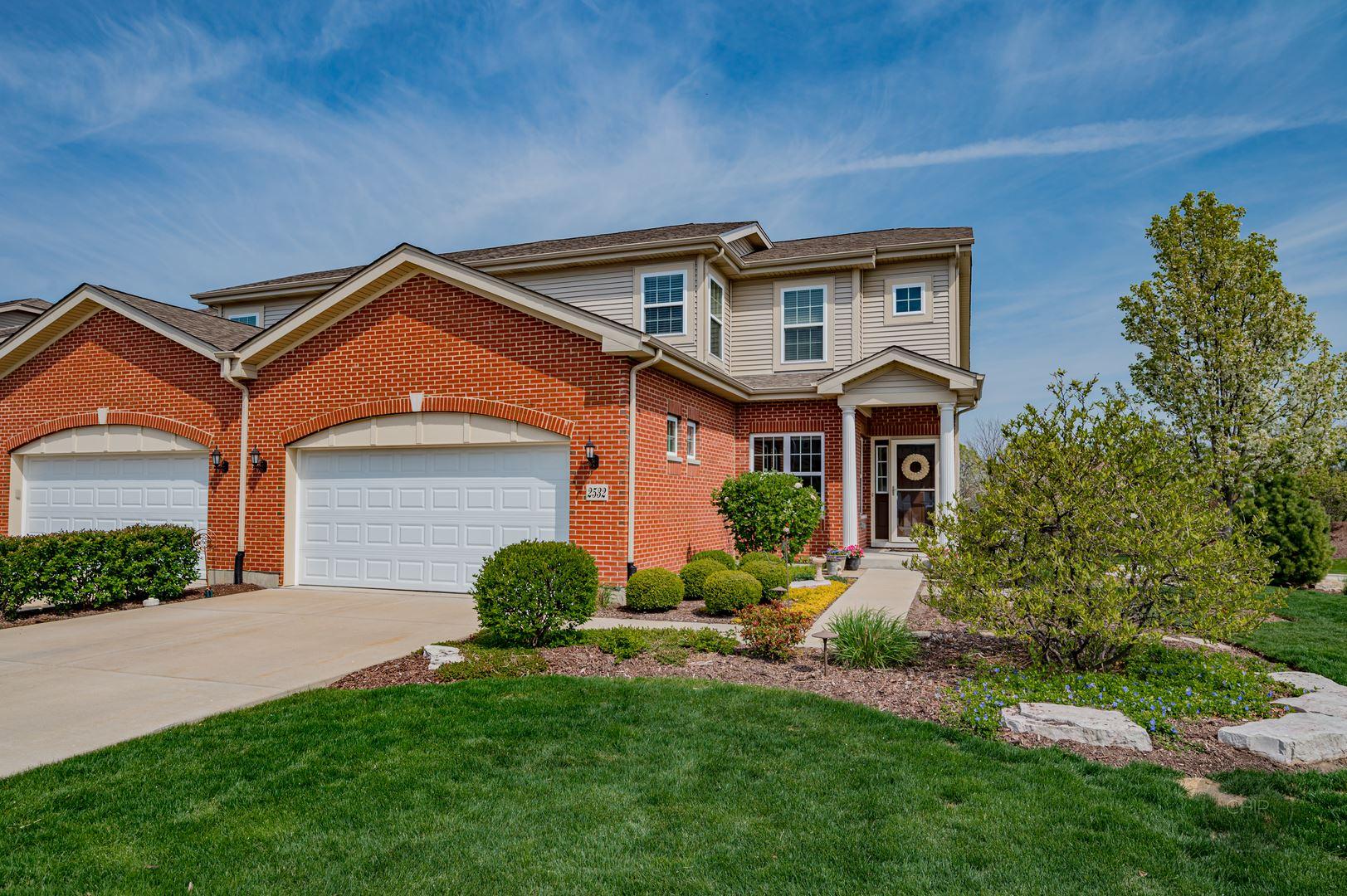 2532 Cedar Hill Lane, Woodridge, IL 60517 - #: 11095751