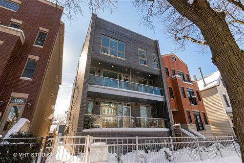 Photo of 1751 W Roscoe Street #2N, Chicago, IL 60657 (MLS # 10992752)