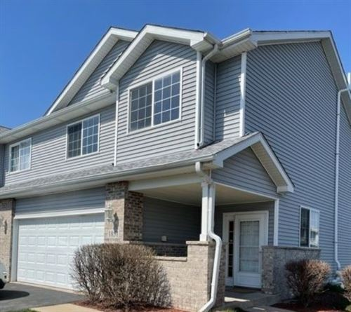 Photo of 1851 Waters Edge Drive #1851, Minooka, IL 60447 (MLS # 11049752)