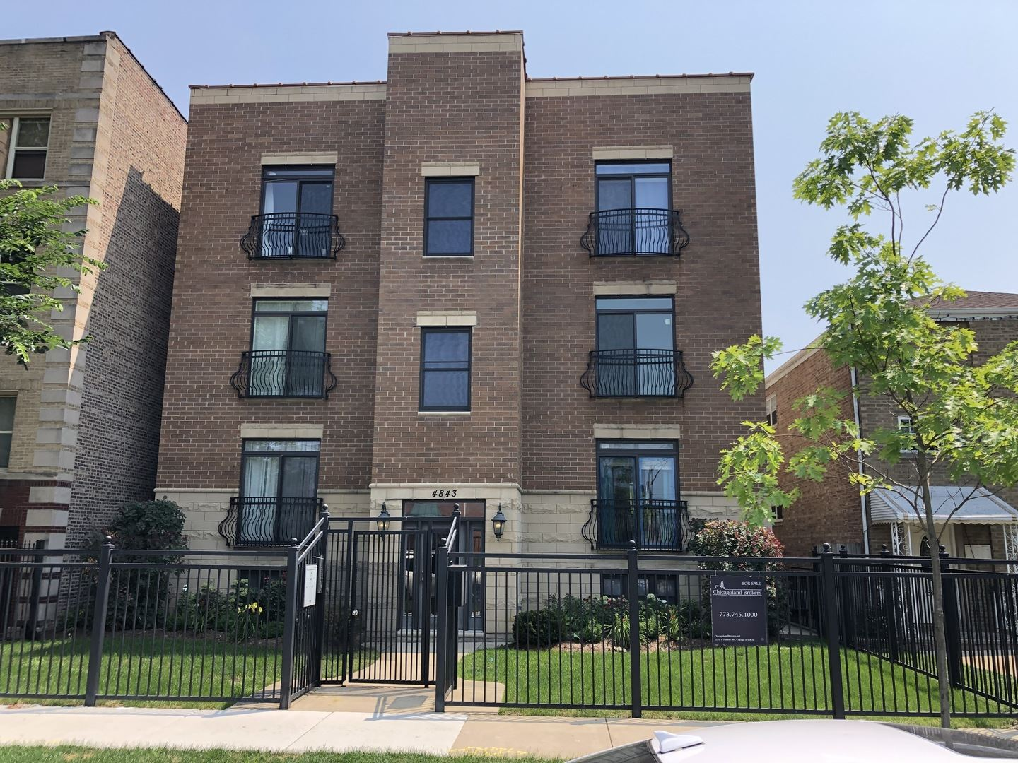 4843 N HARDING Avenue #2S, Chicago, IL 60625 - #: 11182752