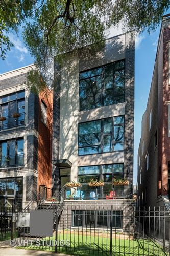 Photo of 1021 N Honore Street #1, Chicago, IL 60622 (MLS # 10852753)